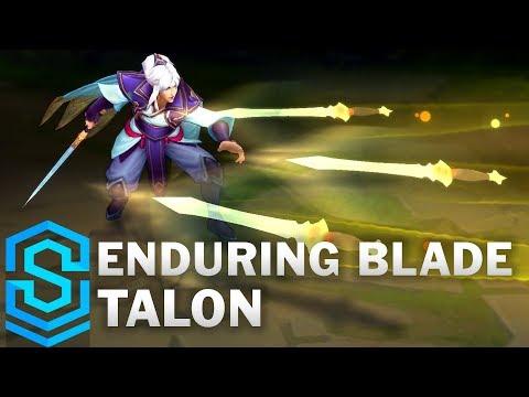 Talon Huyền Kiếm - Enduring Blade Talon