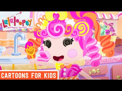 Whirly Preps | Festival Of Sugary Sweets- We're Lalaloopsy | Now Streaming On Netflix!