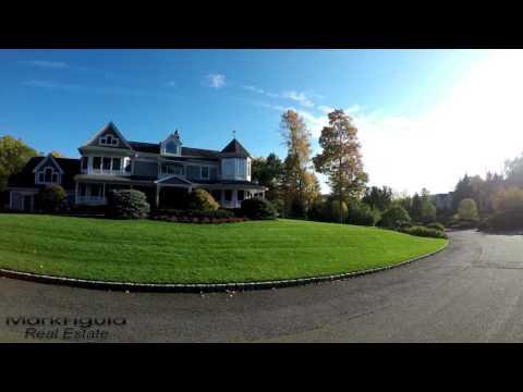 Franklin Lakes Real Estate | 4K Driving Tour of Delaware Lane