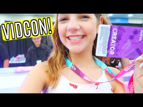 Come With Me! Vidcon 2018 - From Texas To California Day 0 & 1