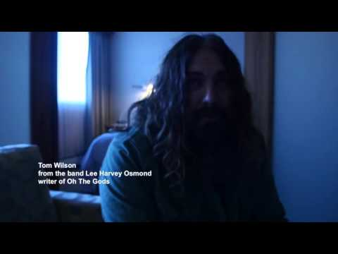 LeE HARVeY OsMOND – Blushing is as Vulnerable as it Gets.. OH THE GODS