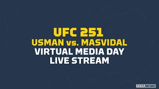 UFC 251 Virtual Media Day 1: Volkanovski vs. Holloway 2 - MMA Fighting by MMA Fighting