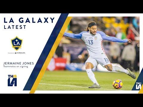 Video: MLS & USMNT teammates rave about Jermaine Jones
