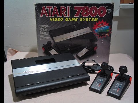 Thoughts on the Atari 7800 - #CUPodcast