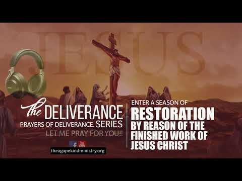 Prayer of Declaration: Enter A Season of Restoration