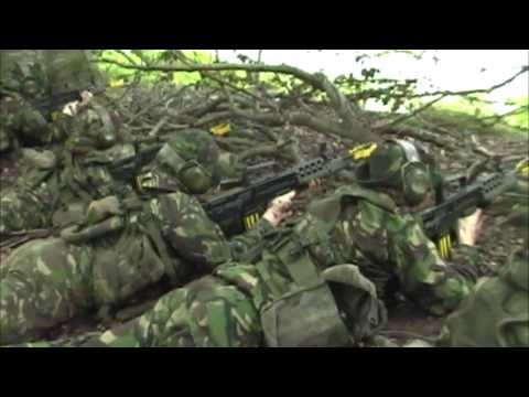 BEARWOOD COLLEGE COMBINED CADET FORCE 2013 & 2014