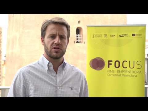 Entrevista a Gonzalo García, CEO de Carcrash, en Focus Horta[;;;][;;;]