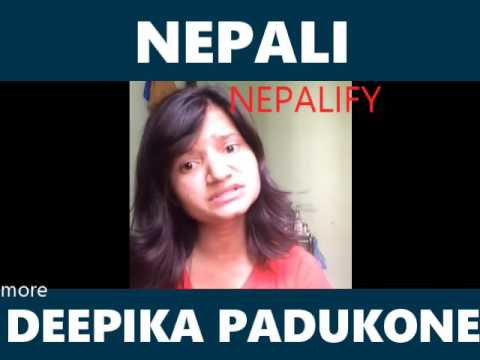 Video Nepali Deepika Padukone! download in MP3, 3GP, MP4, WEBM, AVI, FLV January 2017