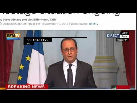 Paris Terror Attack 2