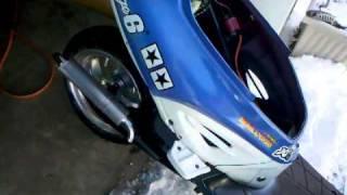7. hyosung sf50 72cc