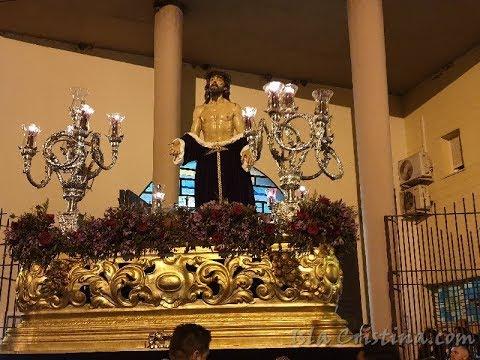 """Procesión """"Cristo de la Humildad"""" Semana Santa Isla Cristina 2019"""