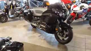 9. 2013 Honda Gold Wing F6B. 4000 miles. $15,900