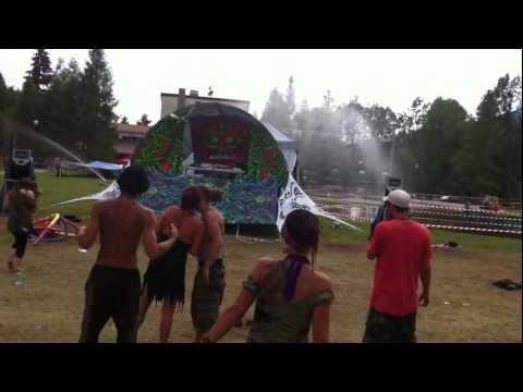 NOISE POISON FESTIVAL 2012   Le Druide Part 1