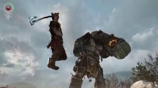 God of War E3 2016 gameplay walkthrough by PS Europe