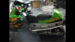 9. 2004 Arctic Cat F5