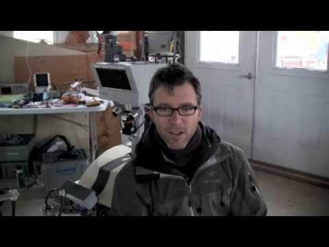HMP-2010: Dr Matthew Deans (NASA Ames): K10 Robot Experiment