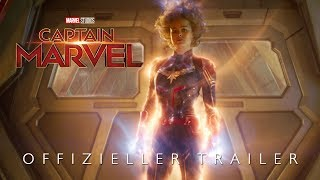 CAPTAIN MARVEL – Offizieller Trailer (deutsch/german) | Marvel HD