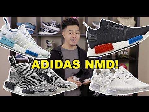 SNEAKER BREAKDOWN: ADIDAS NMD RUNNER + ON FOOT