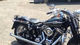9. Harley Davidson Springer Classic FLSTSCI