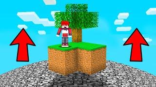 MINECRAFT SKYBLOCK MA LA BEDROCK SALE OGNI 10 SECONDI - Minecraft ITA