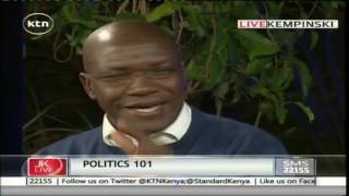 Barack Muluka ran away from Dr Boni Khalwale but Khalwale still fired back