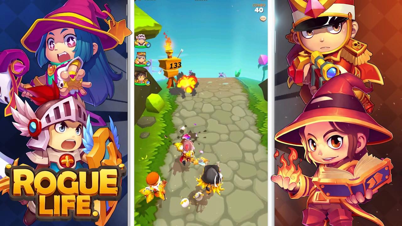Rogue Life Việt hóa – Game bắn súng phong cách hoàn toàn mới