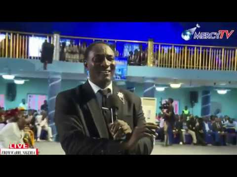 Who Is Behind This Roadblock? Live With Prophet Jeremiah Omoto Fufeyinstmercyland, 9 July 2017