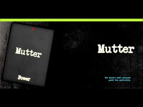 Video of Mutter GHOST BOX SPIRIT VOICES