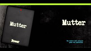 Mutter GHOST BOX SPIRIT VOICES YouTube video