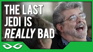 Video The Last Jedi - Disney Admits It's Bad MP3, 3GP, MP4, WEBM, AVI, FLV Maret 2018