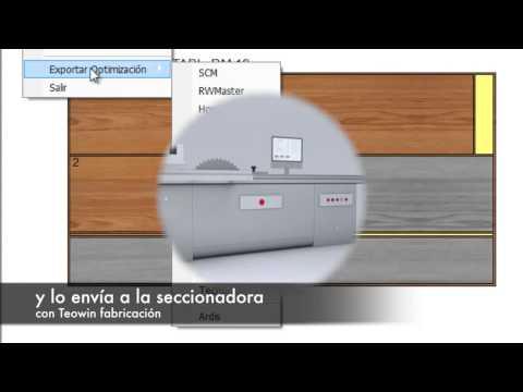ES-Teowin Fabricación, conecta con las máquinas de planta