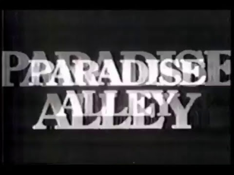 Paradise Alley TV Spot (1978) (windowboxed) (low Quality)