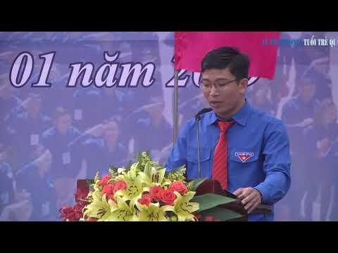 """""""Tuổi trẻ Quảng Nam nhớ lời Di chúc theo chân Bác"""" và khởi động """"Năm Thanh niên tình nguyện"""""""