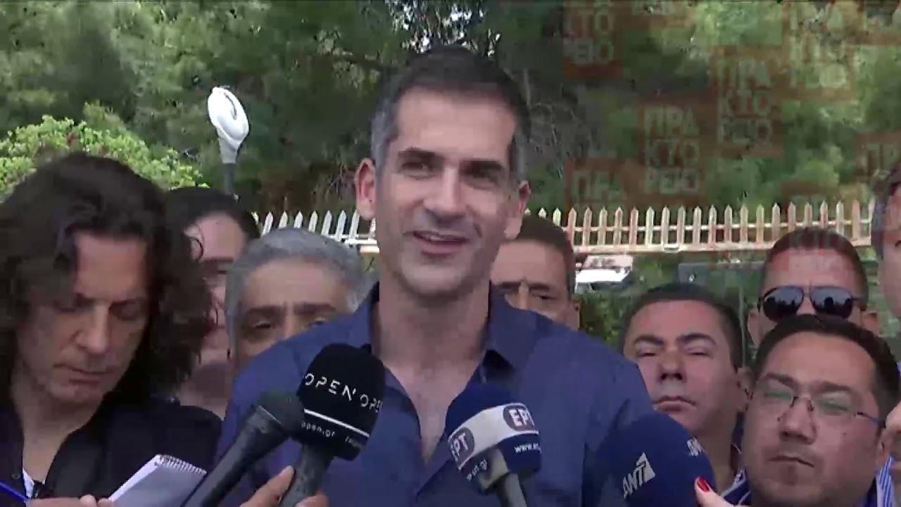 Κ. Μπακογιάννης: Τώρα είναι η σειρά των Αθηναίων να μιλήσουν