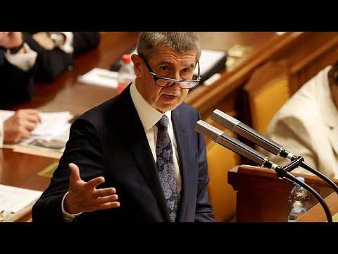Tschechien: Regierung Babis übersteht Misstrauensvotu ...
