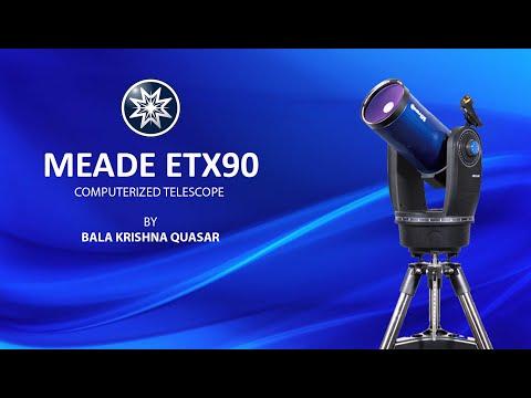 Meade ETX90 Telescope Review