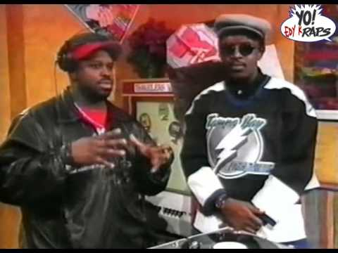 Funkmaster Flex & Fab 5 Freddy – Interview @ Yo MTV Raps 1995