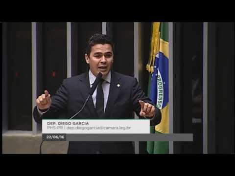 Diego Garcia (PHS-PR) destaca papel de medidas anticorrupção