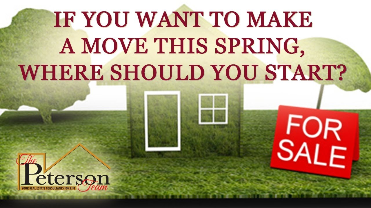 Tips for Getting Started in the Spring Real Estate Market