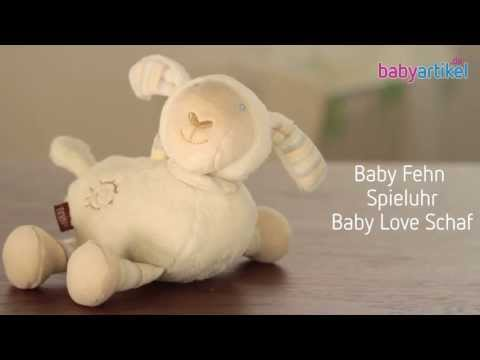 BABYFEHN  Spieluhr Baby Love Schaf | Babyartikel.de
