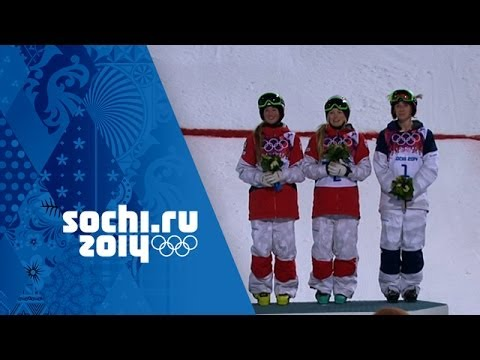 Ladies' Moguls – Finals – Justine Dufour-Lapointe Wins Gold | Sochi 2014 Winter Olympics
