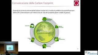 La Carbon Footprint di prodotto nel settore alimentare