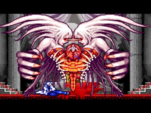 Castlevania Aria of Sorrow - All Bosses (No Damage)
