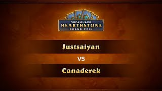 Justsaiyan vs Canaderek, game 1