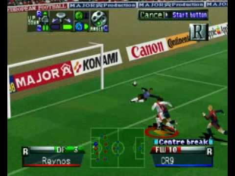 trucos para international superstar soccer 98 nintendo-64