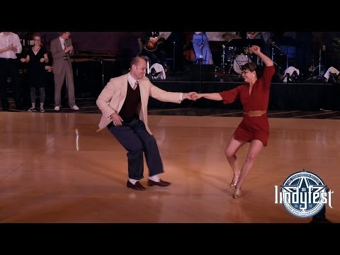 Hop - Top swing dancers compete in the Invitational contest at Lindyfest and the Lone Star Championships in Houston, Texas. Featuring Peter Strom, Jo Hoffberg, Sky...