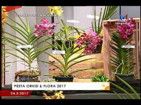 "SPM 2017 - "" PESTA ORKID DAN FLORA 2017 "" [24 MAC 2017]"