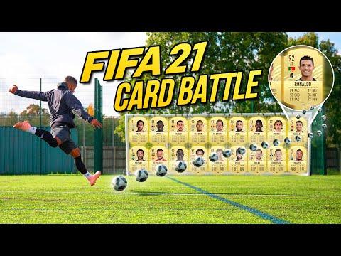 EXTREME FIFA ULTIMATE TEAM CARD BATTLE | FIFA 21 - BILLY Vs JEZZA 🔥🔥🔥