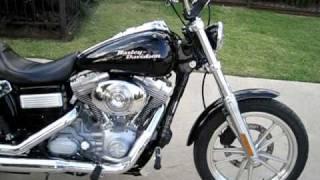 6. 2006 Harley Davidson Dyna Superglide