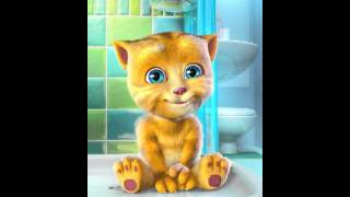 Starlylover123 is bored so she starts talking and Ginger copies which starts up a fight. Talking Ginger app: http://o7n.co/Ginger